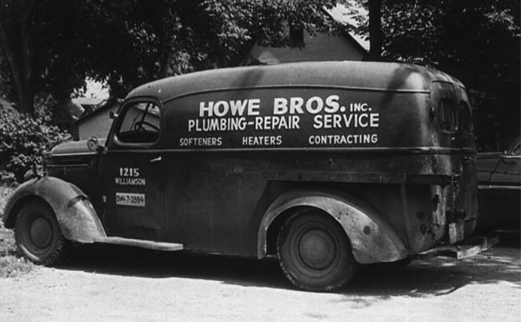 Howe Brothers Plumbing LLC — About Us